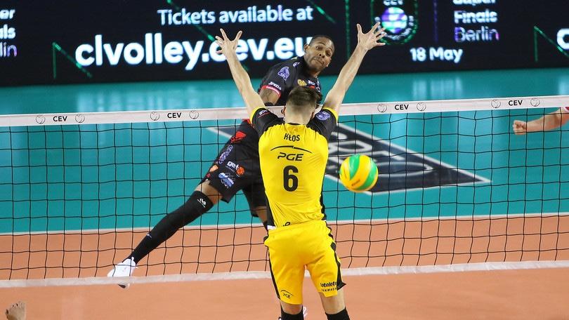 Volley: Champions League, Civitanova conquista Berlino