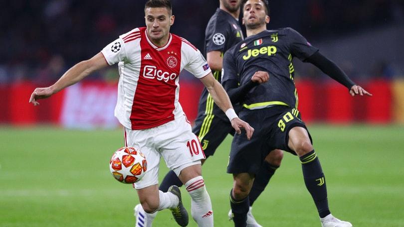 Champions League, Ajax-Juventus 1-1, il tabellino
