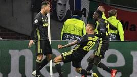 Champions, le pagelle della Juve: i top & flop