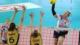 Volley: Champions Femminile, incredibile Novara, in Finale al Golden Set