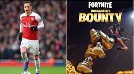 Arsenal, c'è un caso Ozil: gioca 5 ore al giorno aFortnite