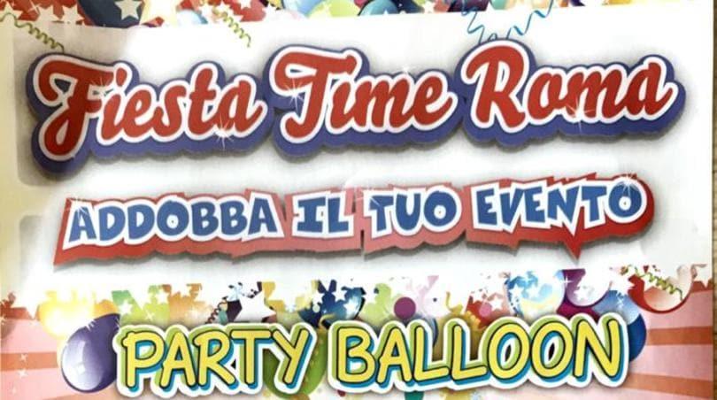 Fiesta Time Roma