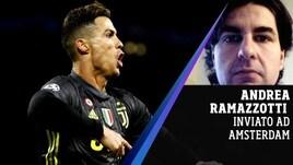 Ajax-Juventus, Ramazzotti: