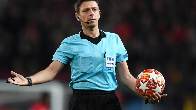 Serie A Milan-Lazio, dirige Rocchi. Roma-Udinese: Di Bello