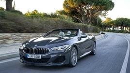 BMW Serie 8 Cabrio, la prova su strada