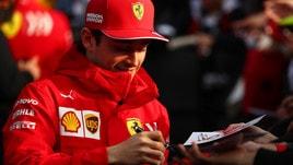 F1 Ferrari, Leclerc: «Prima vittoria obiettivo vicino, ma devo lavorare»