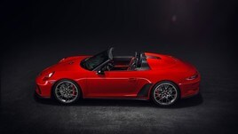 Porsche 911 Speedster, possibile debutto al Salone di New York