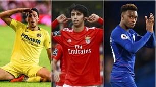 I migliori talenti in campo nei quarti di Europa League