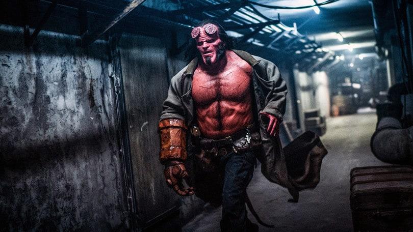 Hellboy da oggi al cinema