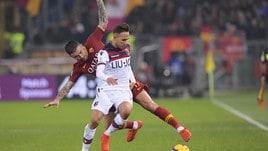 Serie A Bologna, Edera recuperato: ha lavorato in gruppo