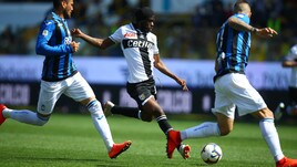 Serie A Parma, Gervinho in parte in gruppo