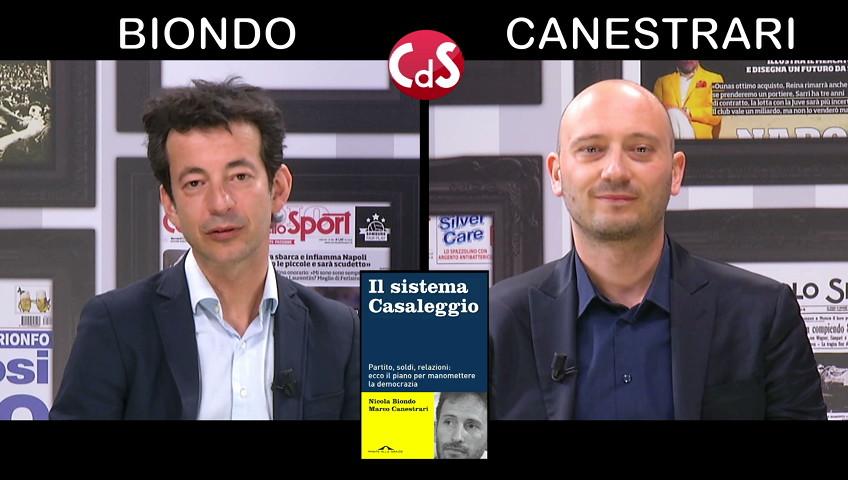 Stadio della Roma. si farà o no? L'intervista a Nicola Biondo e Marco Canestrari