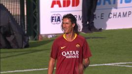 Delvecchio-Totti da applausi, 5-5 con la Nazionale Piloti