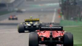 F1, Gp Cina: Vettel avanti nelle prime libere