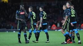 Europa League, le pagelle del Napoli: i top & flop