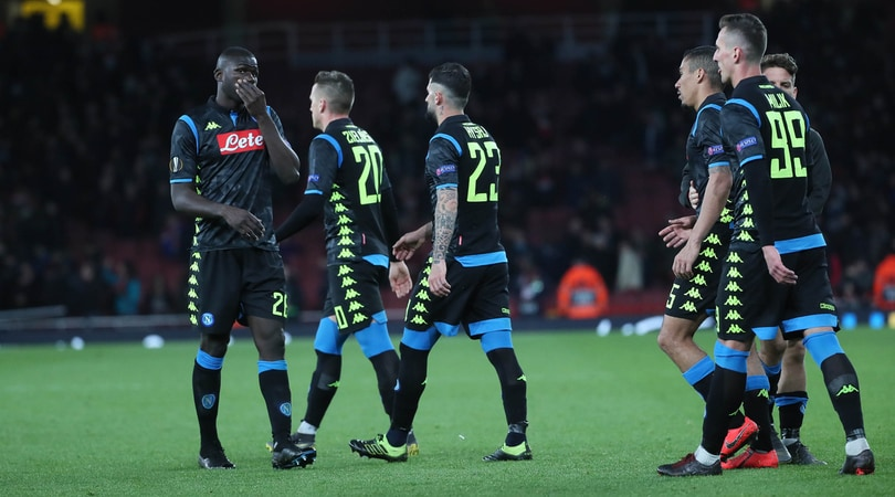 Europa League, le pagelle del Napoli: i top & flop