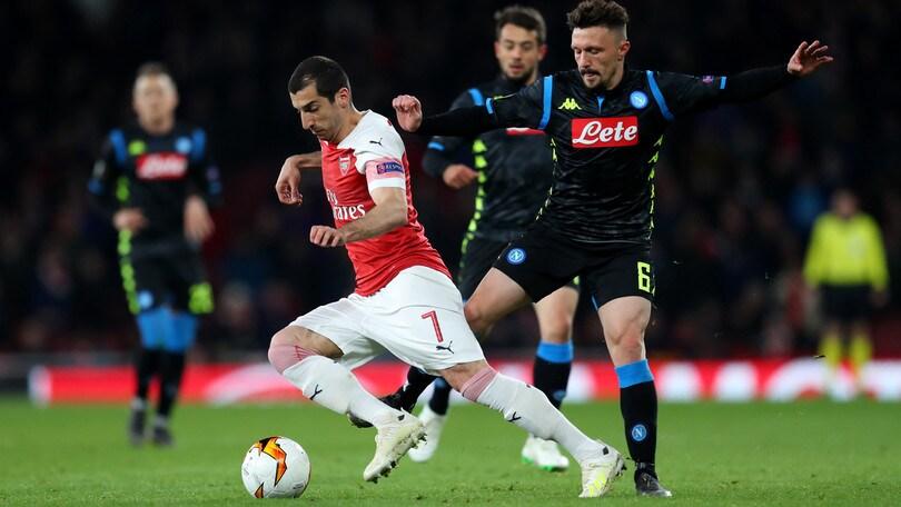 Europa League: flop Napoli, ma le quote danno speranza