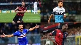 Tutte le probabili formazioni della 32ª giornata di Serie A