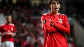 «Juventus forte su Joao Felix. Il Benfica ha rifiutato la prima offerta di 75milioni»