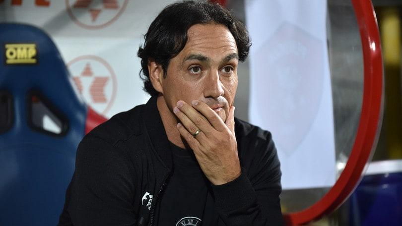 Nesta sarà il nuovo allenatore del Frosinone