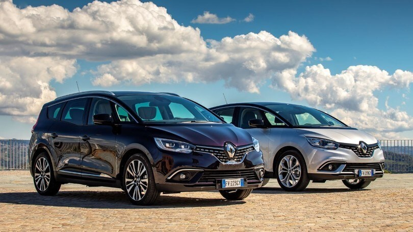 Renault, nuovo diesel 1.7dCi per la Scénic