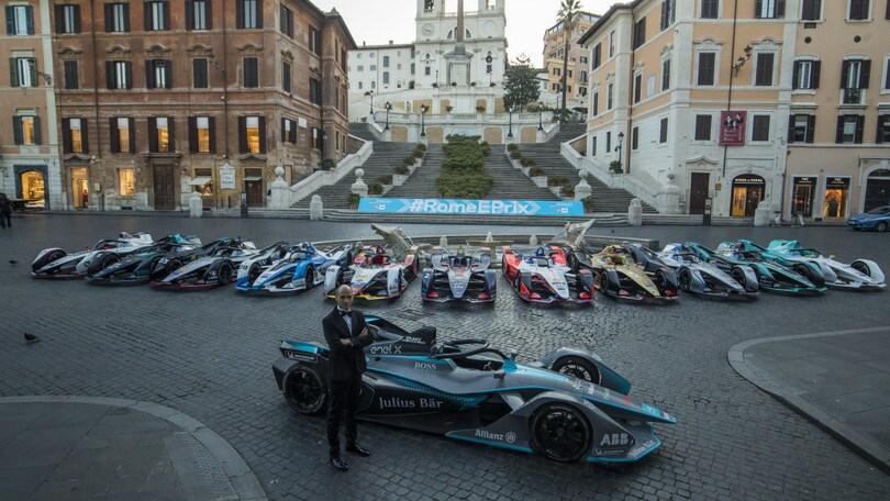 ePrix di Roma, come seguirlo in TV