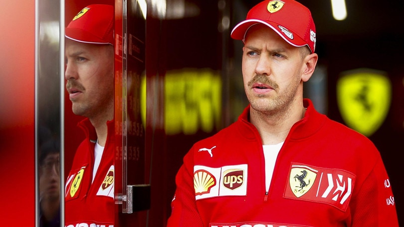 F1 Ferrari, Vettel: «Abbiamo più potenziale»