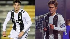 Juventus, in campo uno tra Coccolo e Nicolussi. Chi sono?