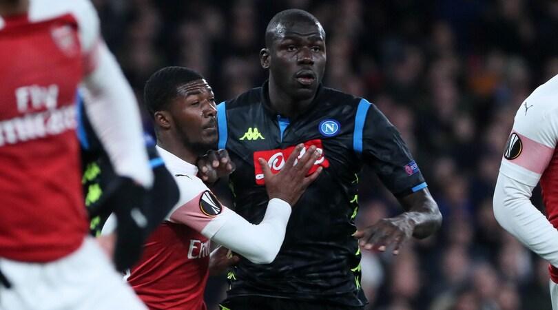 «Koulibaly negro»: l'Arsenal lo caccia dallo stadio