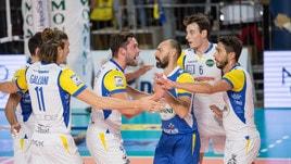 Volley: A2 Maschile, Gara 3 dei Quarti: in quattro cercano un posto in Semifinale