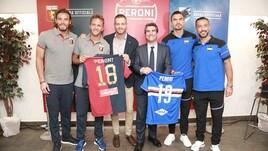 Birra Peroni Match Sponsor del derby tra Sampdoria e Genoa