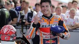 MotoGp Austin: Marquez avanti nelle prime libere, Rossi quinto