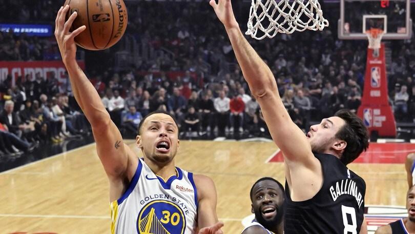 NBA, tutto pronto per i playoff. Gallinari e Belinelli subito in campo