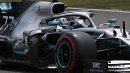 F1, Gp Cina: terze libere a Bottas, Vettel secondo