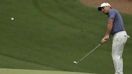 Golf, Molinari in testa al Masters di Augusta