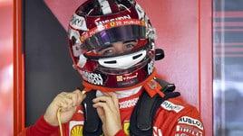 F1 Ferrari, Leclerc: «Ci crediamo, darò il massimo»