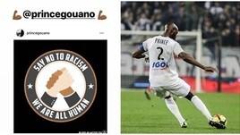 Razzismo in Ligue 1, Koulibaly si schiera con l'ex Juventus Gouano