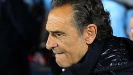 Serie A, Prandelli: «Sampdoria-Genoa per me è il derby d'Italia»