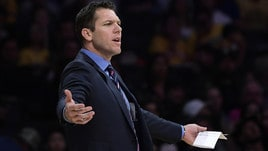 Nba, Walton e i Lakers si separano