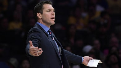 Nba, Walton e i Lakers si separano