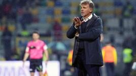 Serie A Frosinone, Baroni: «Nessuna partita attendista contro l'Inter»