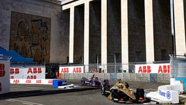 ePrix Roma: Lotterer conquista la pole