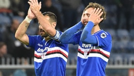 Serie A: Sampdoria-Genoa, 7 su 10 puntano con i blucerchiati
