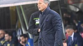 Serie A Bologna, Mihajlovic: «Fiorentina? Incomprensibile la contestazione ai Della Valle»