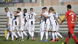 Serie C Juventus Under 23, pari in extremis dell'Olbia: è 2-2