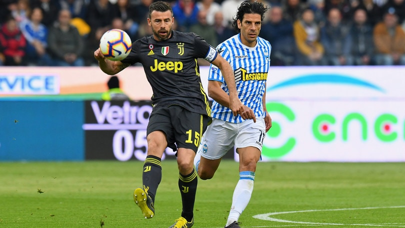 Juventus, Barzagli annuncia il ritiro a fine stagione