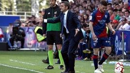 Solo 0-0 a Huesca per i rincalzi del Barcellona