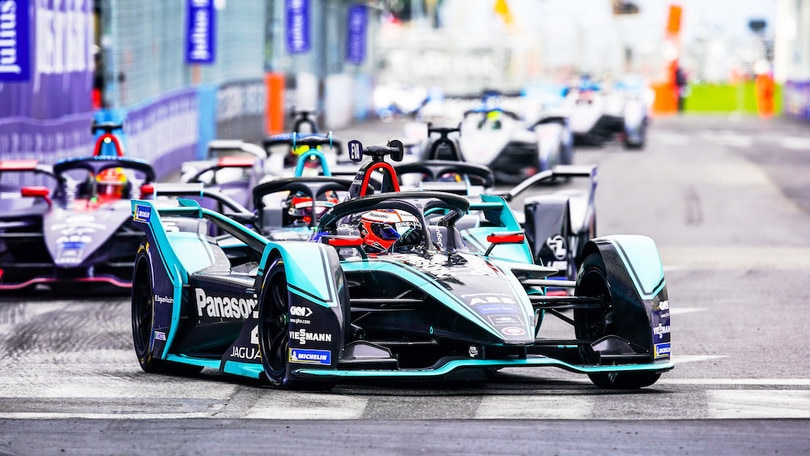 ePrix Roma: Evans in trionfo