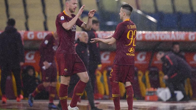 Serie A Roma-Udinese 1-0, il tabellino