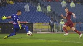 Roma-Udinese 1-0: Dzeko, tre punti da Champions
